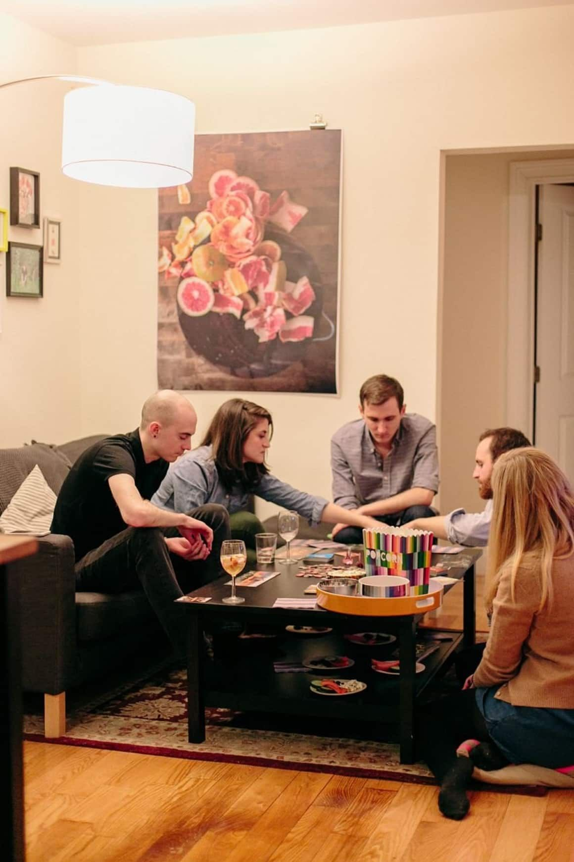 11 Games to Play on New Year's Day Board game night