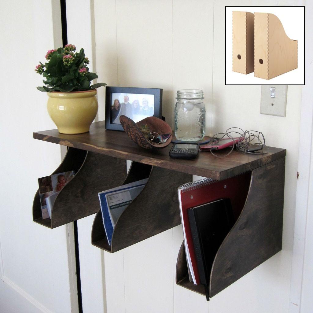 Archivador Mesa Recibidor Ikea Pinterest Archivadores  # Muebles Customizados De Ikea