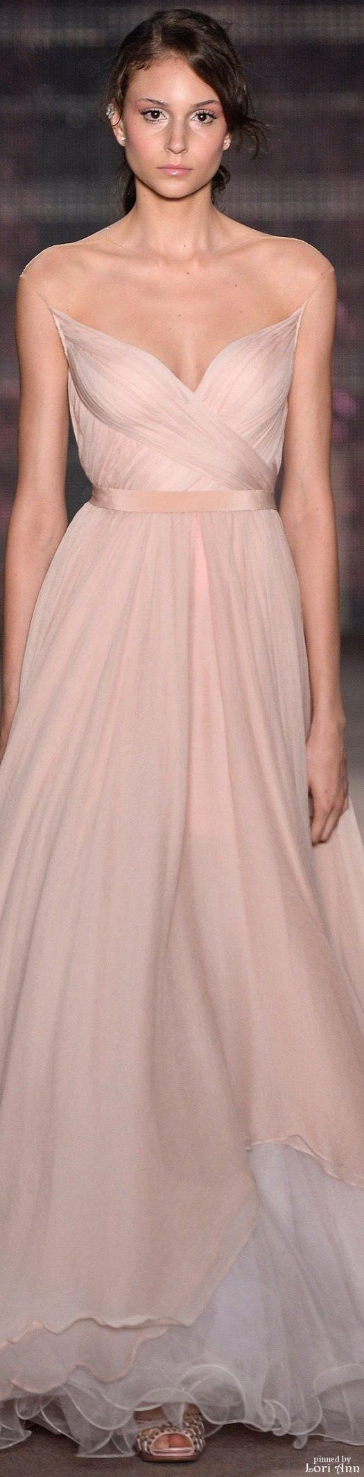 Nude and Blush Gowns - Shop Now   Vestiditos