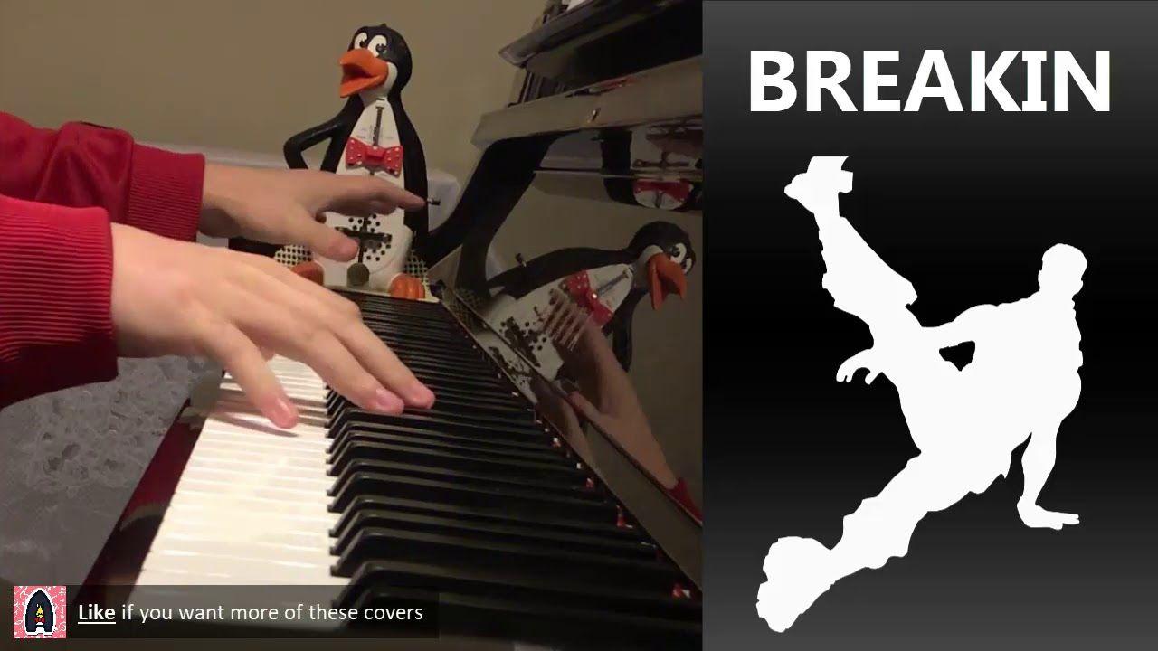 FORTNITE - Breakin' (Piano Cover by Amosdoll)   Piano ...