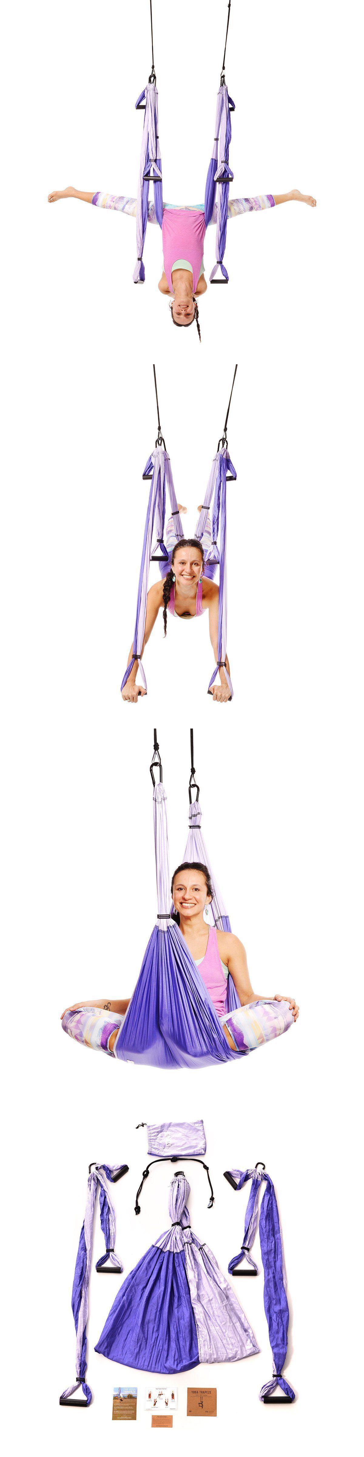 Yoga props yoga trapeze swing sling inversion tool joyful