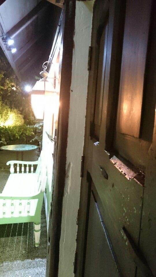 Lamp & Door