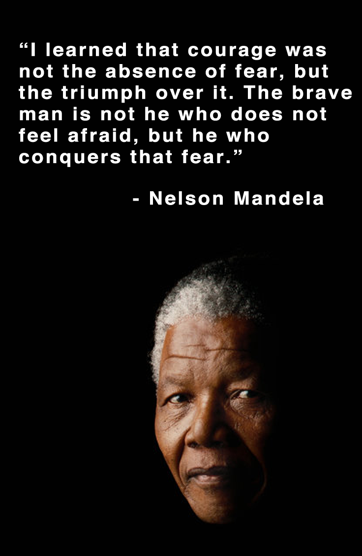 In Honor Of 25 Years Since Nelson Mandelas Release From Prison Feb