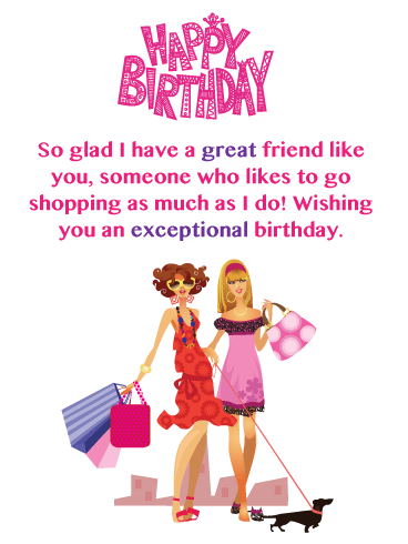 To My Best Friend Happy Birthday Card For Friends Birthday Greeting Cards By Davia Happy Birthday Best Friend Birthday Wishes For Friend Happy Birthday Images