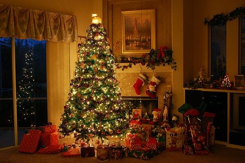 Image For Best Christmas Inside House Decorations Ideas