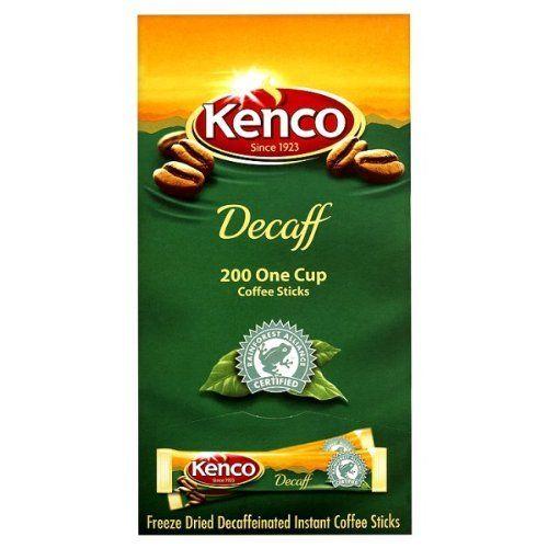 200 Kenco Decaff 200 X Individual Sachets Read More