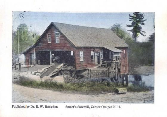 Smart's Saw Mill