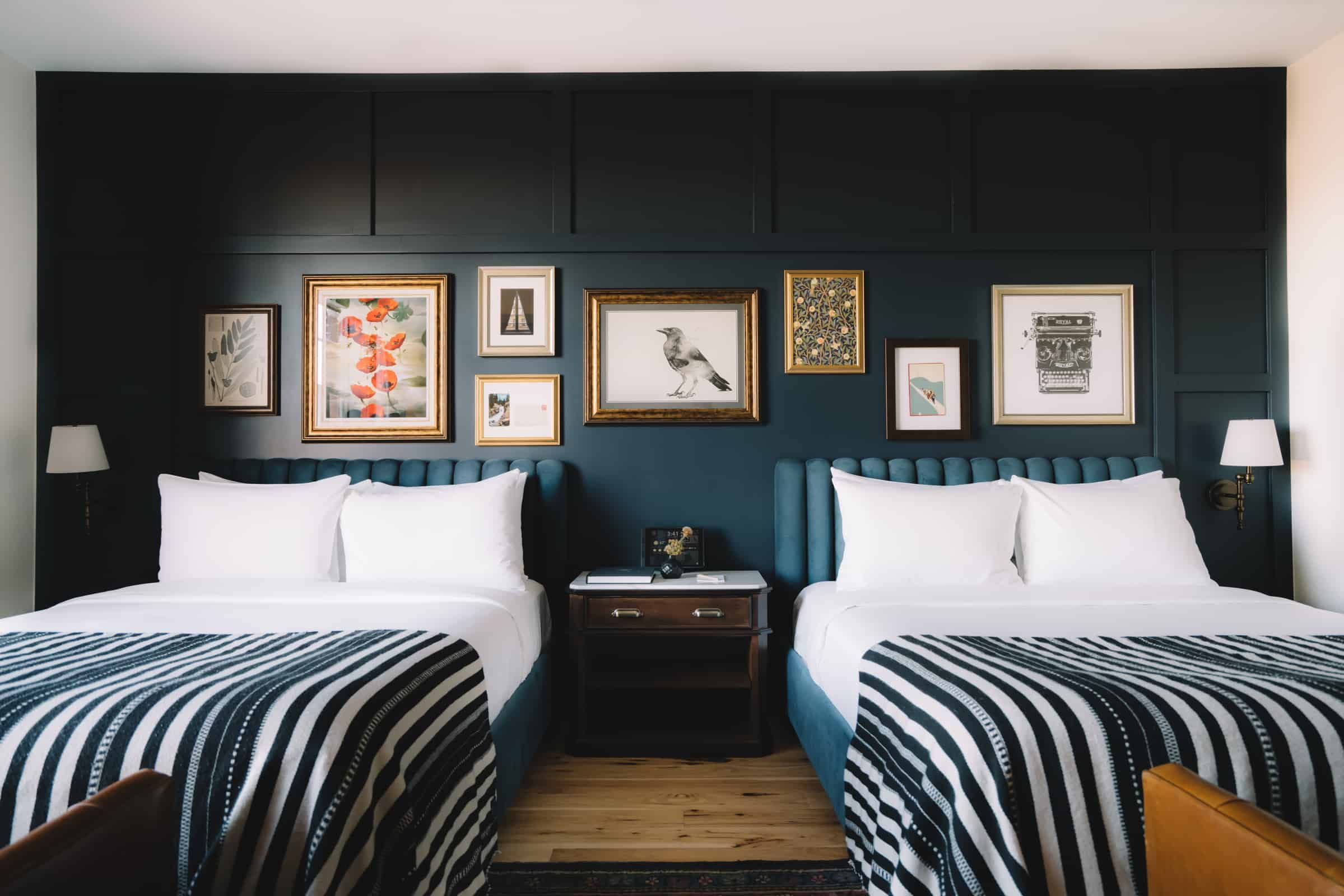 Hotel Rooms & Suites in RiNo, Downtown Denver Room, Home