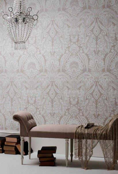 Tapete Chatterton - Designtapete von Cole \ Son 1420 Hall - tapete modern