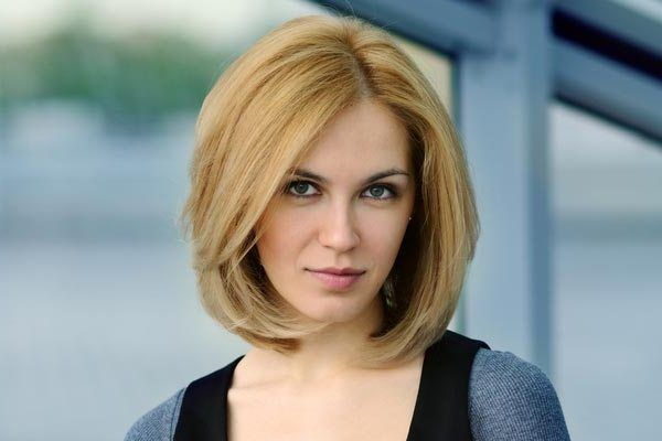 Above Shoulder Length Hairstyles For Thick Hair