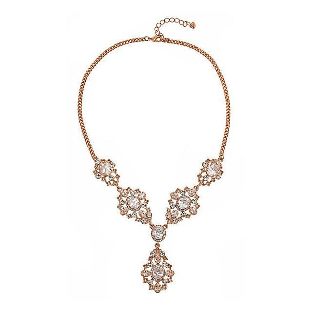 David Tutera Embellish Cassidy Necklace All Dressed Up Jewelry