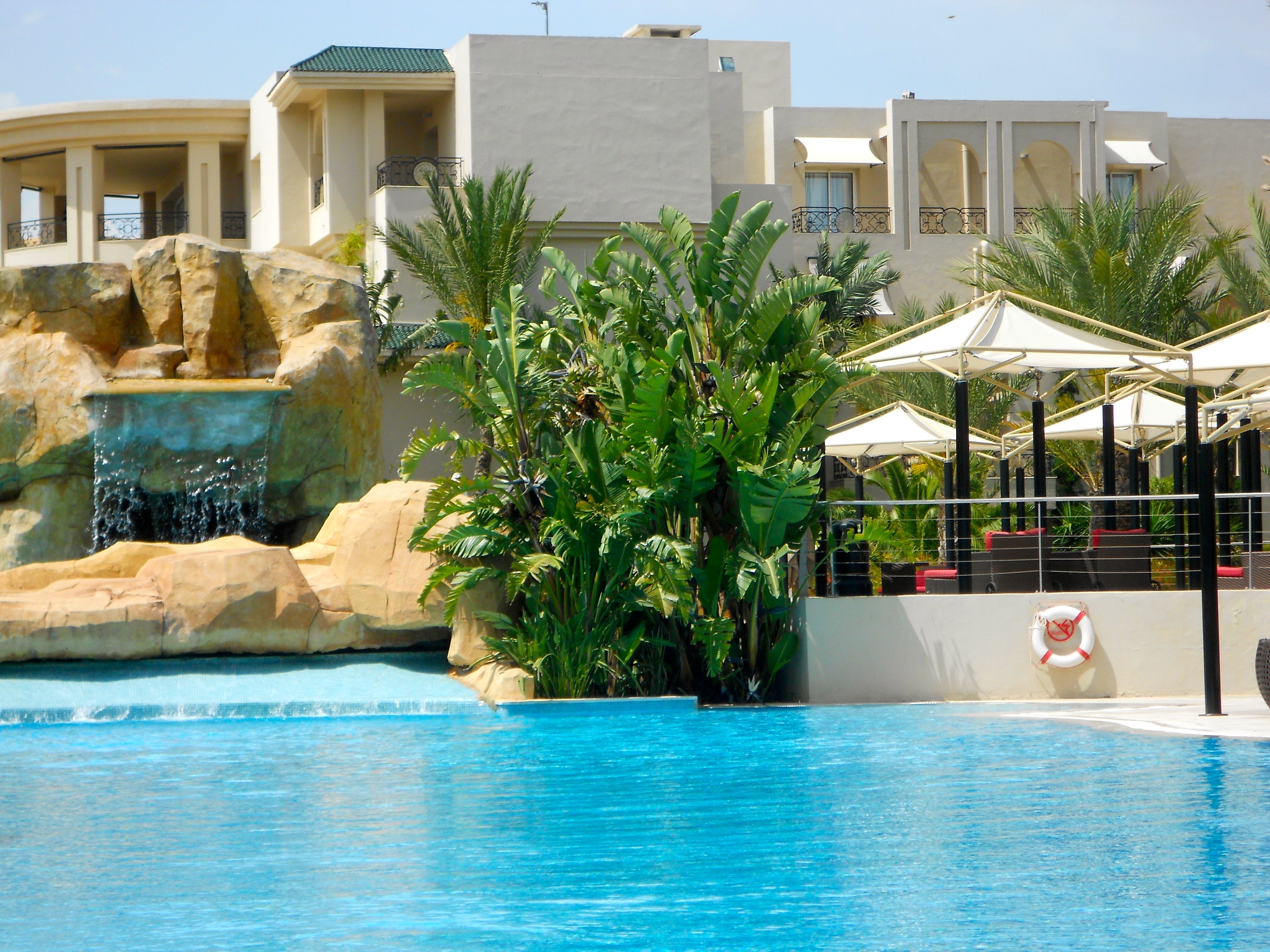 Here Are Pictures Of The Pool At The Russelior Hotel Spa In