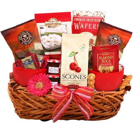Food | Christmas gift baskets, Breakfast in bed, Gift baskets