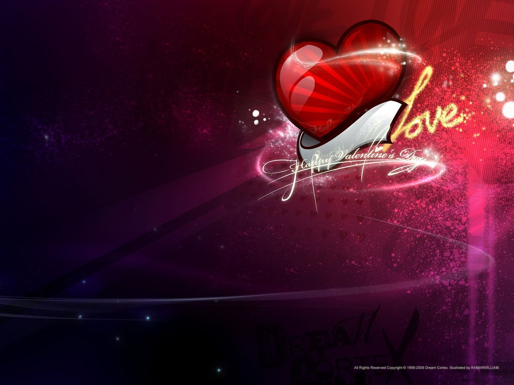 Happy Valentines Day 2013 Special Wallpaper