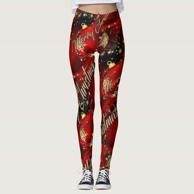 Christmas / New Years Party Leggings #christmas #leggings #christmas #snow #nature - Do you have one...