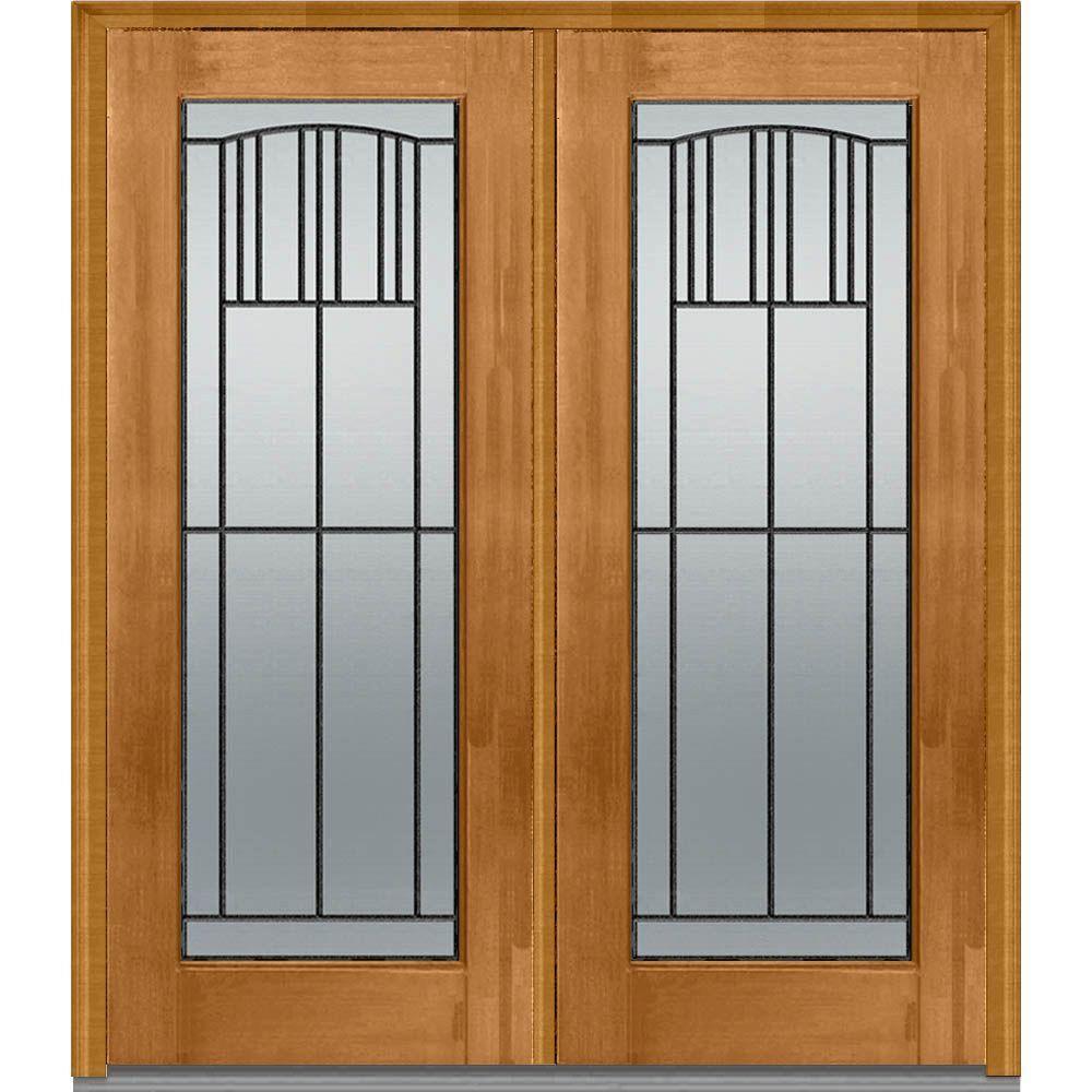 MMI Door 72 in. x 80 in. Madison Left-Hand Inswing Full Lite…