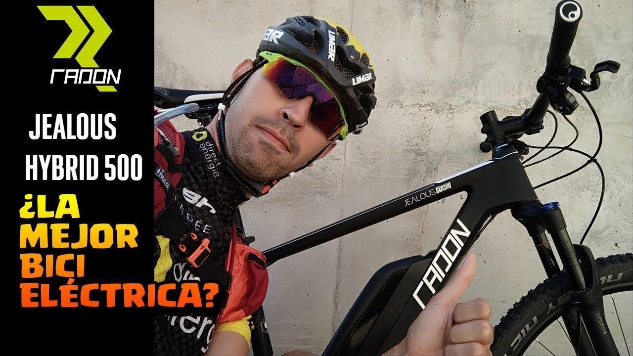 Mejor Bicicleta Eléctrica 2018 Calidad Precio Radon Jealous Hybrid Ciclismo Bicicleta Electrica Bicicletas Electricas Precios Bici Electrica