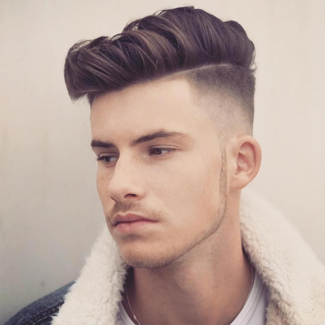 Finding A Trendy New Hairstyle For Men Cool Hairstyles For Men Cool Mens Haircuts New Men Hairstyles