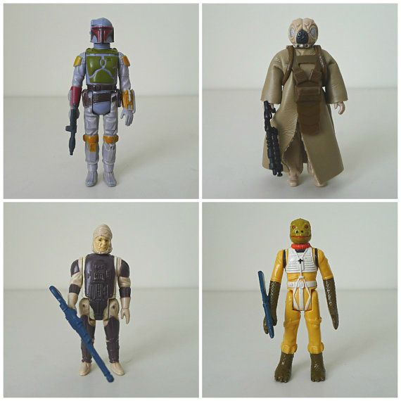 Star Wars Kenner Vintage Action Figure Vehicle Playset Parts Accessories 70s 80s