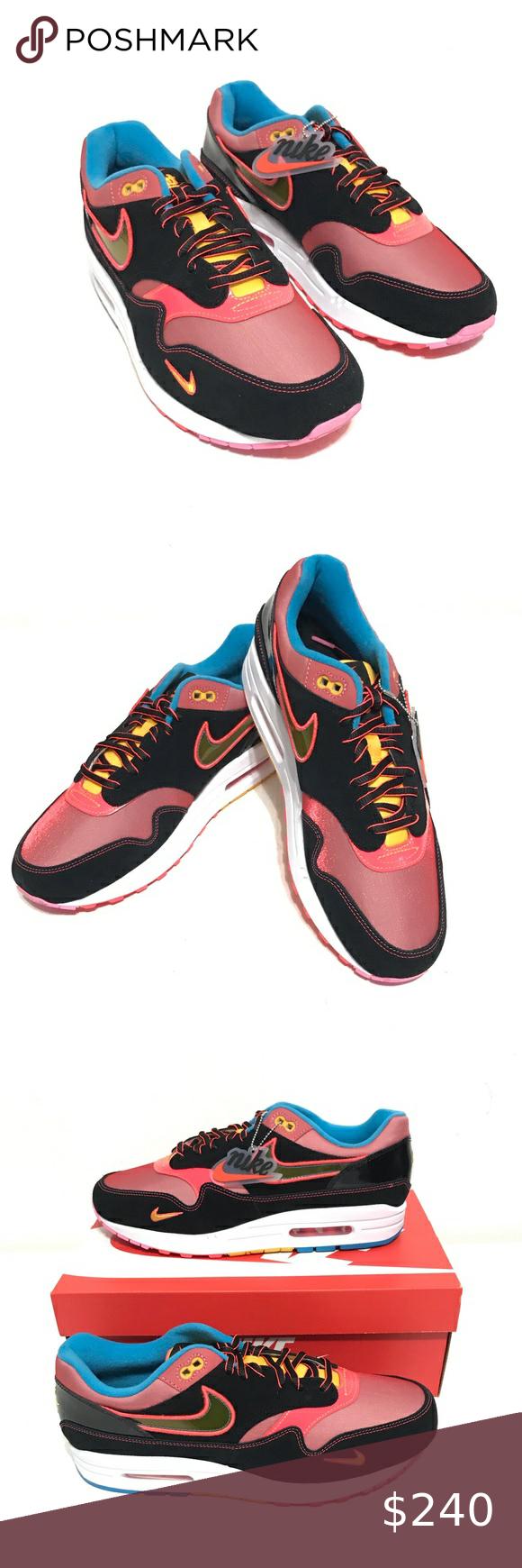 Nike Air Max 1 NYC Chinatown Chinese New Year NIB Nike Air