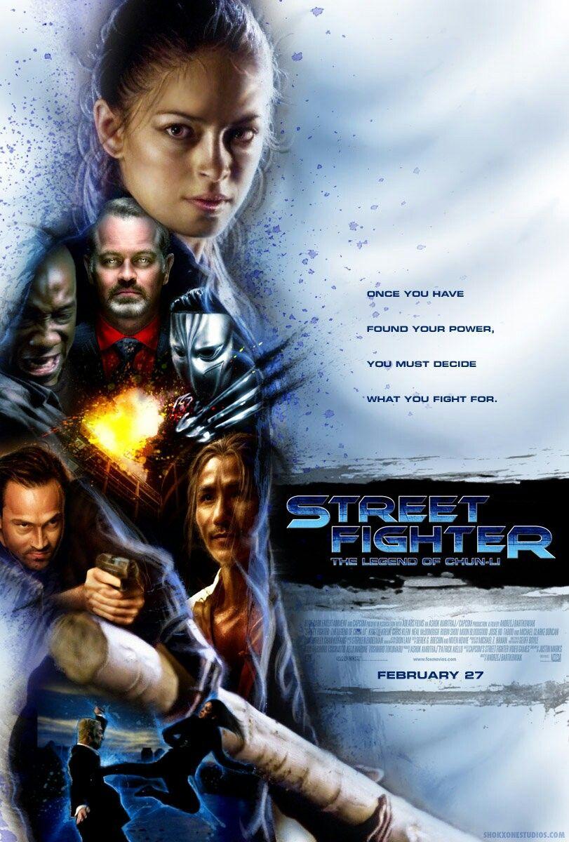 Street Fighter The Legend Of Chun Li Street Fighter Movies I