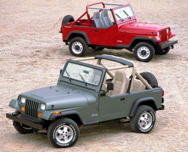 Pin On Jeep Wrangler Yj