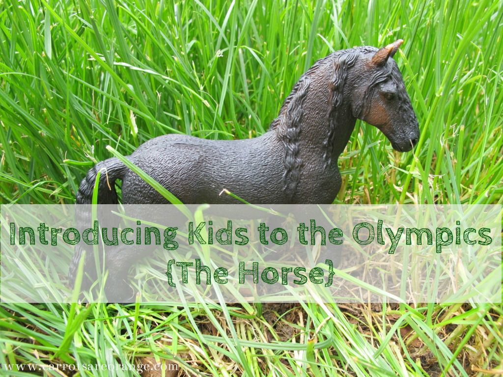 Olympic Games Learn About History Amp The Horse With