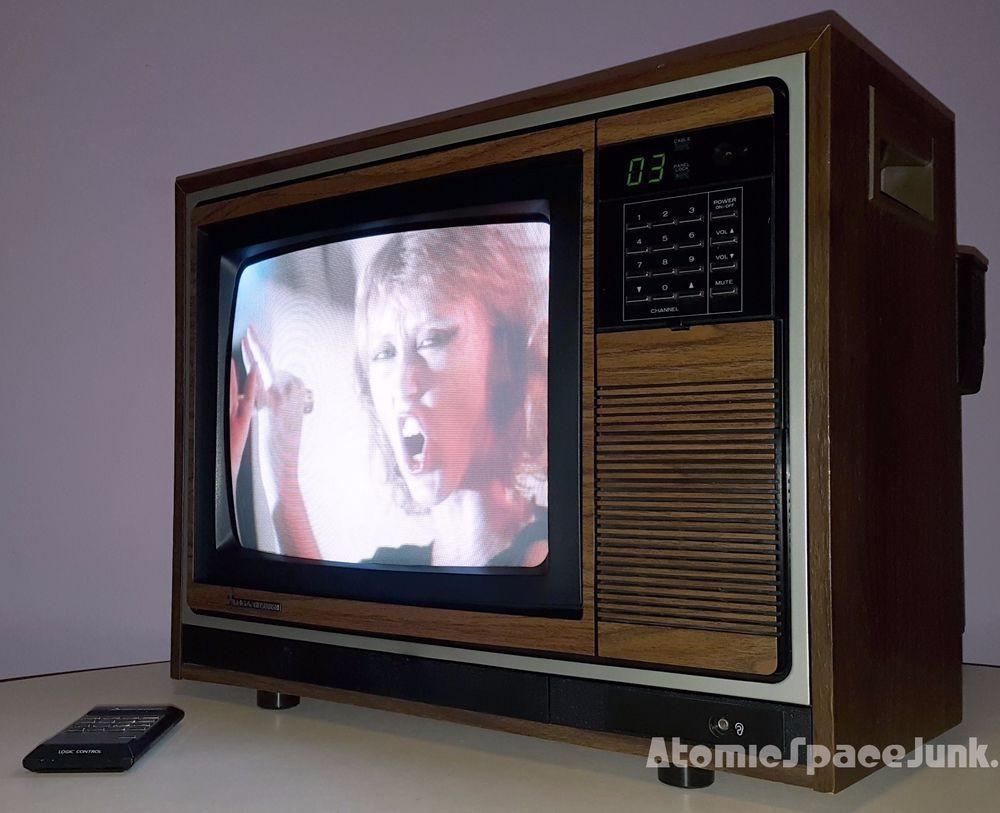 1982 Mga    Mitsubishi Tv Model Cs