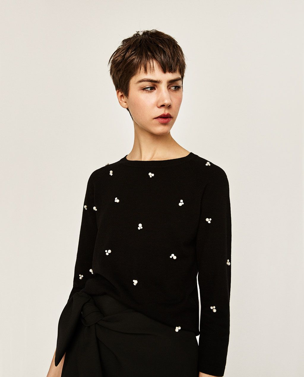 PEARL SWEATER - NEW IN