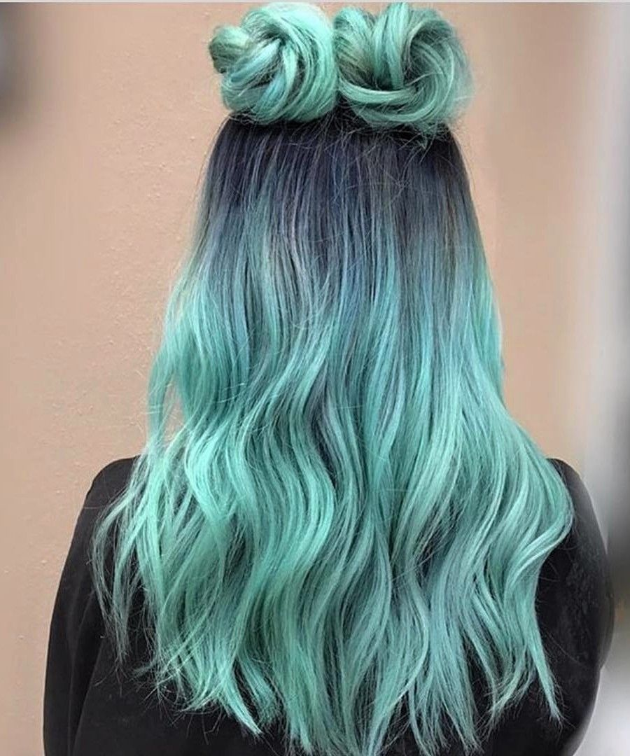 60 Amazingly Color Hairstyles Trend In 2019 Hair Dye Colors Hair Styles Long Hair Styles