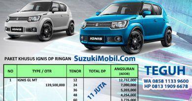 Promo Suzuki Ignis Dp Murah Promo Suzuki Ignis Dp Murah Mulai 11