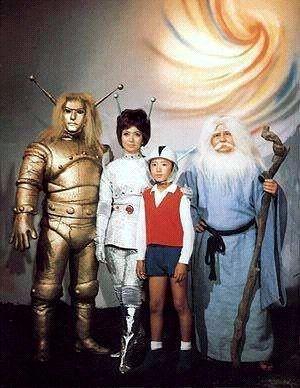 En Venezuela La Serie Monstruos Del Espacio Capto La Atencion De Los Ninos Y Jovenes De Los Anos Setenta Japanese Superheroes Vintage Film Superhero Cosplay