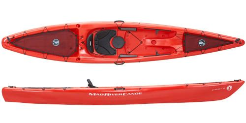 Mad River Synergy-14 kayak/canoe   I have this boat, Eric