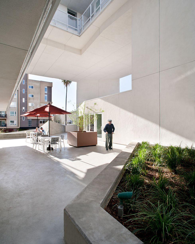 Brooks Scarpa The Six Disabled Veteran Housing Affordable Housing Veteran Housing Building Design
