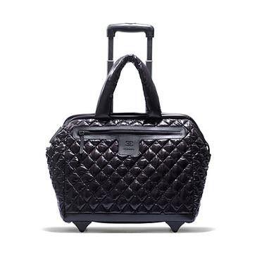estilo moderno Super descuento diferentemente maleta Chanel | Suite case en 2019 | Bolsos chanel, Carteras ...