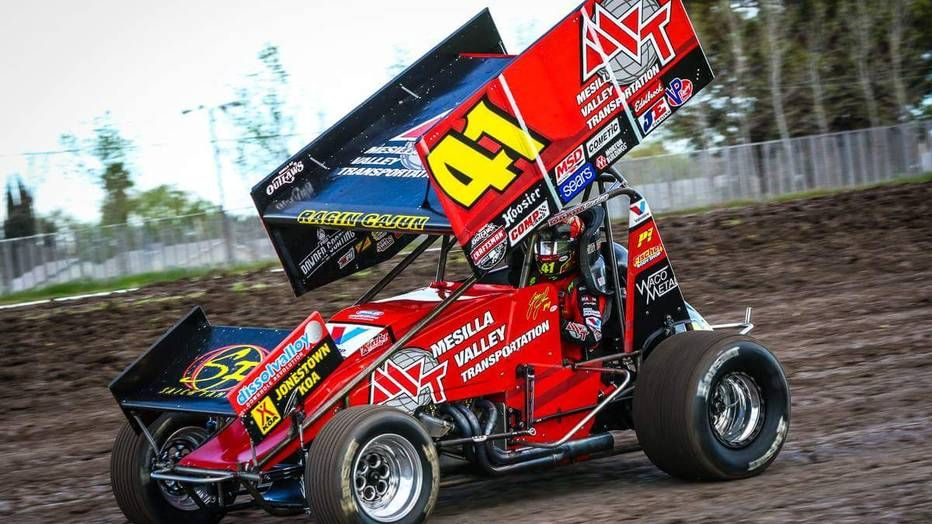 World of Outlaws Sprint Car driver taken to hospital after