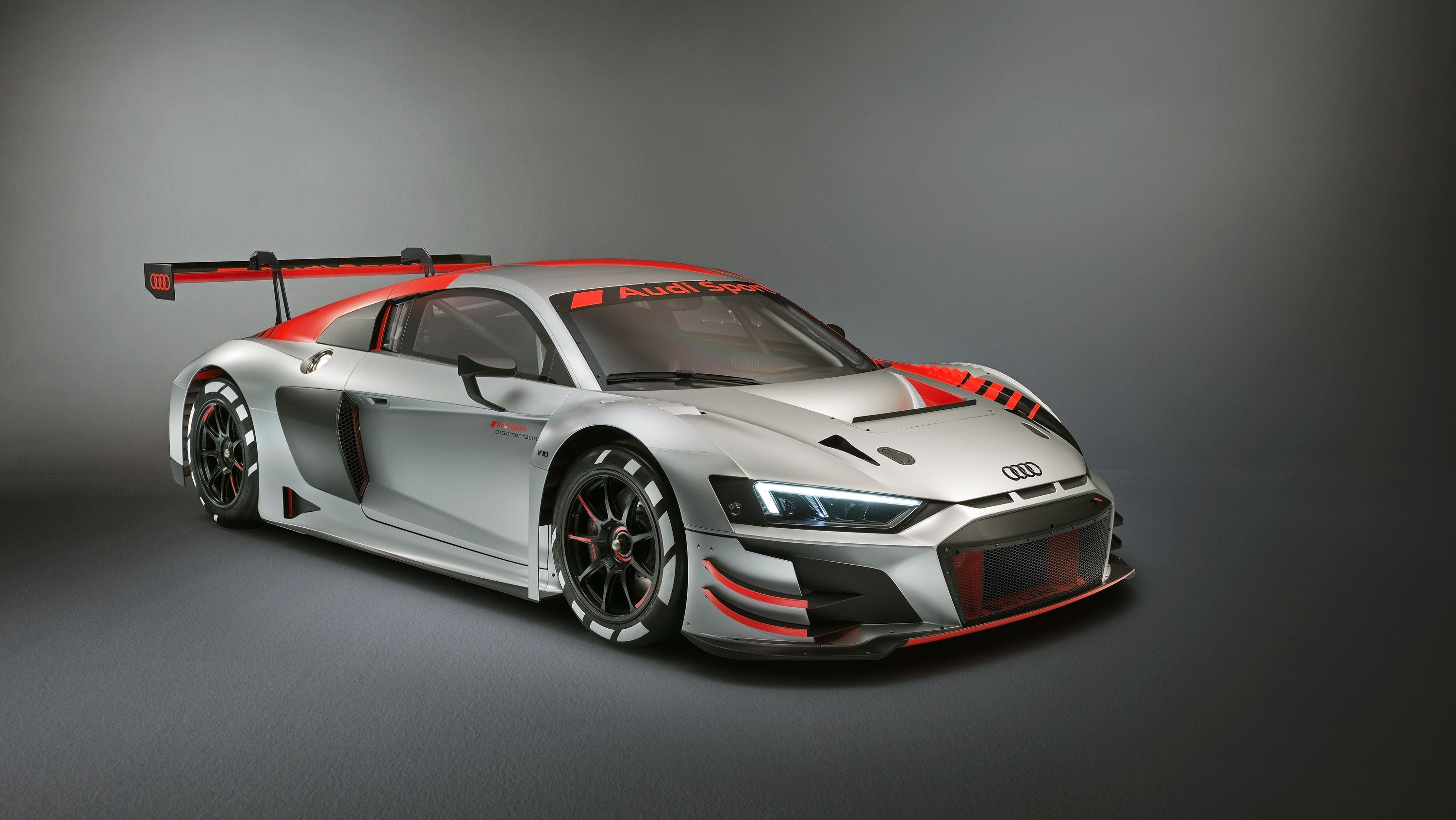 This New Audi R8 Lms Gt3 Serves As A Preview For The 2020 Audi R8