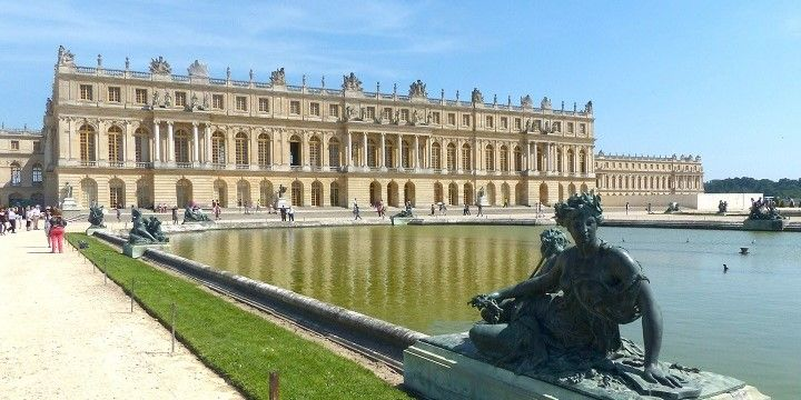 Palace of Versailles, Île-de-France, France, Europe