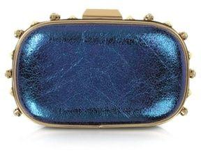 Magic Blue Mini Studded Clutch / Patrizia Pepe(パトリツィア ペペ) shopstyle.co.jp