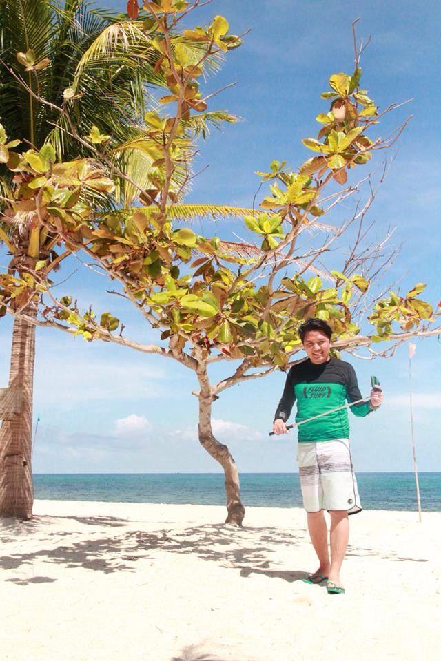 Antonia Island Gigantes Island, Iloilo Philippines