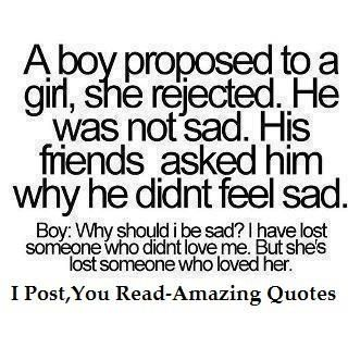 A boy proposed to a girl | Relationships | Love Quotes