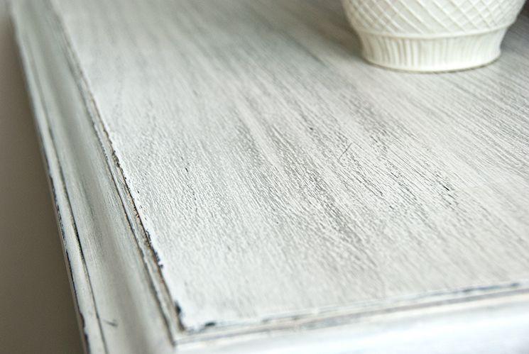 How To Grey Wash Furniture With Wax, Grey Wash Furniture
