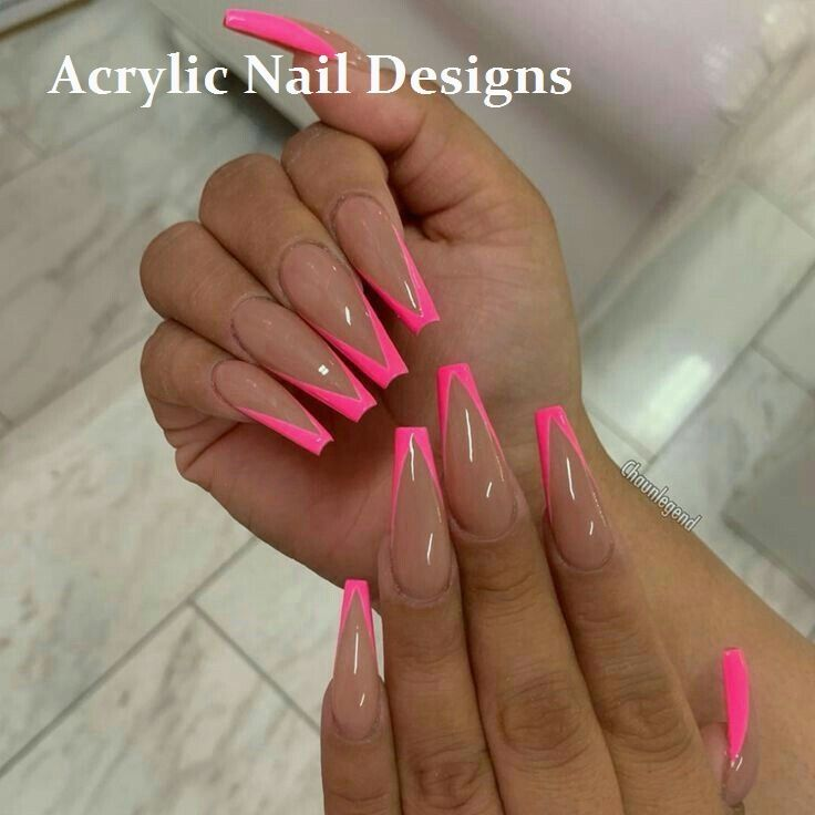 20 GREAT IDEAS HOW TO MAKE ACRYLIC NAILS BY YOURSELF