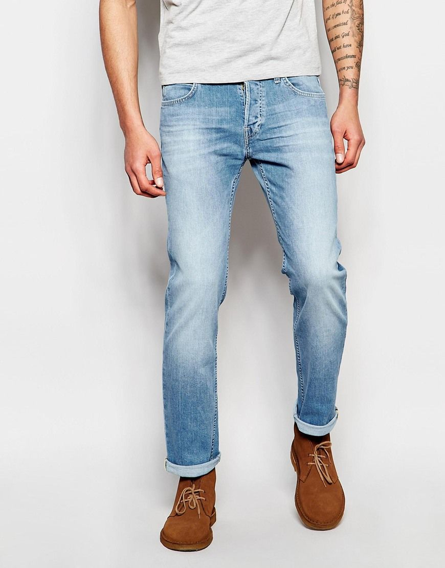 Lee Powell Low Jeans Slim Fit