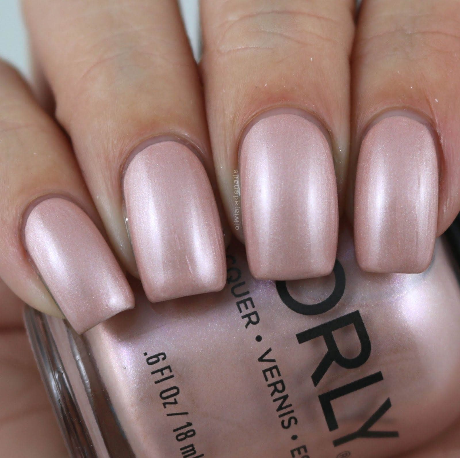 Orly Velvet Dream Collection Swatches Review Nail Polish