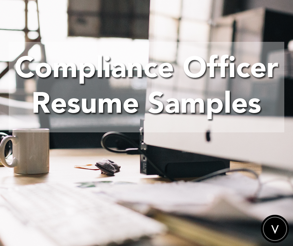 Compliance officer resume sample compliance jobs resume - Assistant compliance officer ...