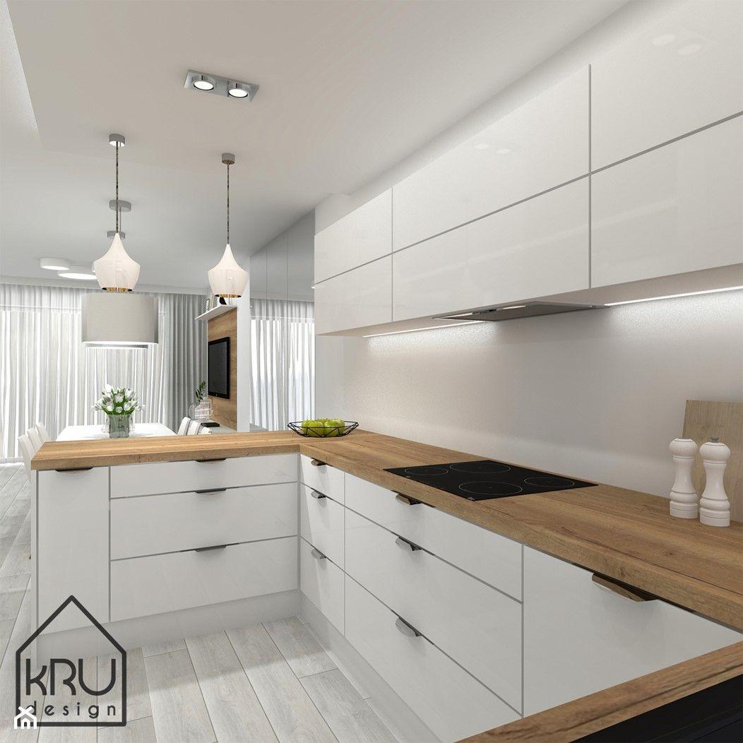 Kuchnia Aranzacje Inspiracje I Pomysly Na Modny Wystroj 2020 Strona 17 Kitchen Cabinet Design Kitchen Remodel Small Kitchen Cabinet Layout