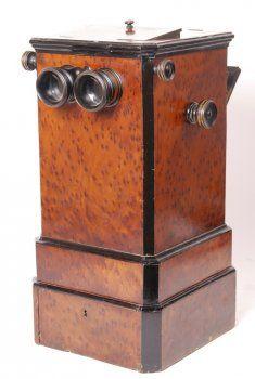 Stéréoscope de table 8,5x17 - Antiq Photo - Musée - [( 03. Stéréoscopie|supprimer_numero)] - Achat, vente et estimation gratuite d'appareils photos anciens, de photographies de collection et de daguerréotypes.