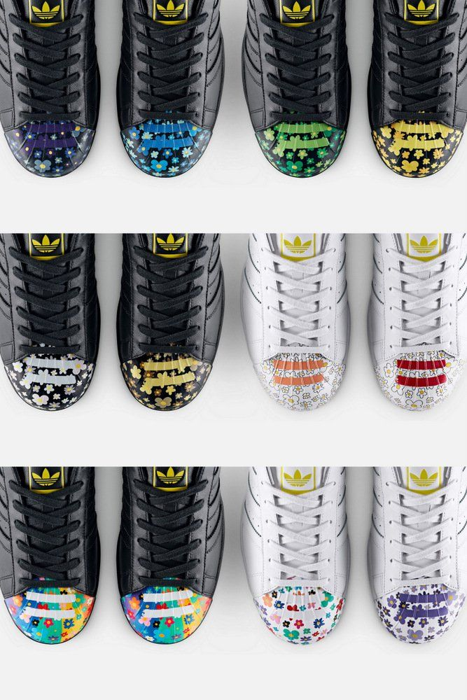 adidas Originals Superstar Supershell Collection Available in ... ebca35d54