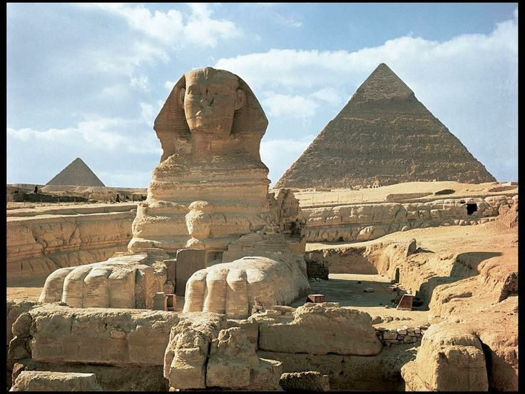 17 Great Pyramids Menkaura Khafre Khufu And Great Sphinx Giza